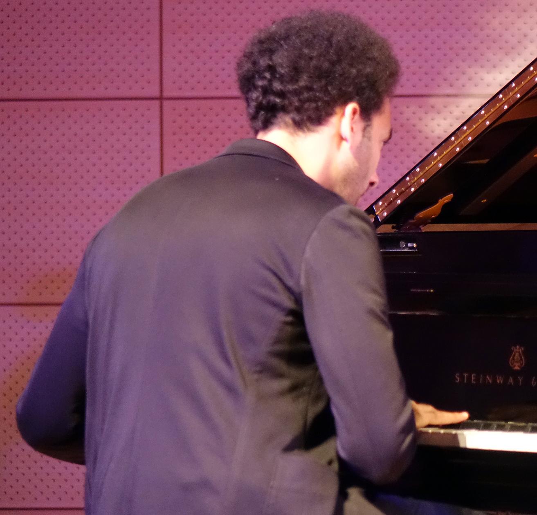 David Virelles at NYC Winter JazzFest 2016