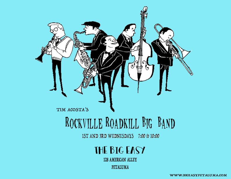Tim Acosta's Roadkill Big Band
