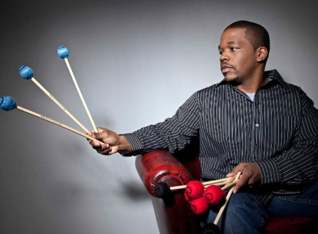 Warren Wolf Group with special guest Christian McBride featuring Sean Jones