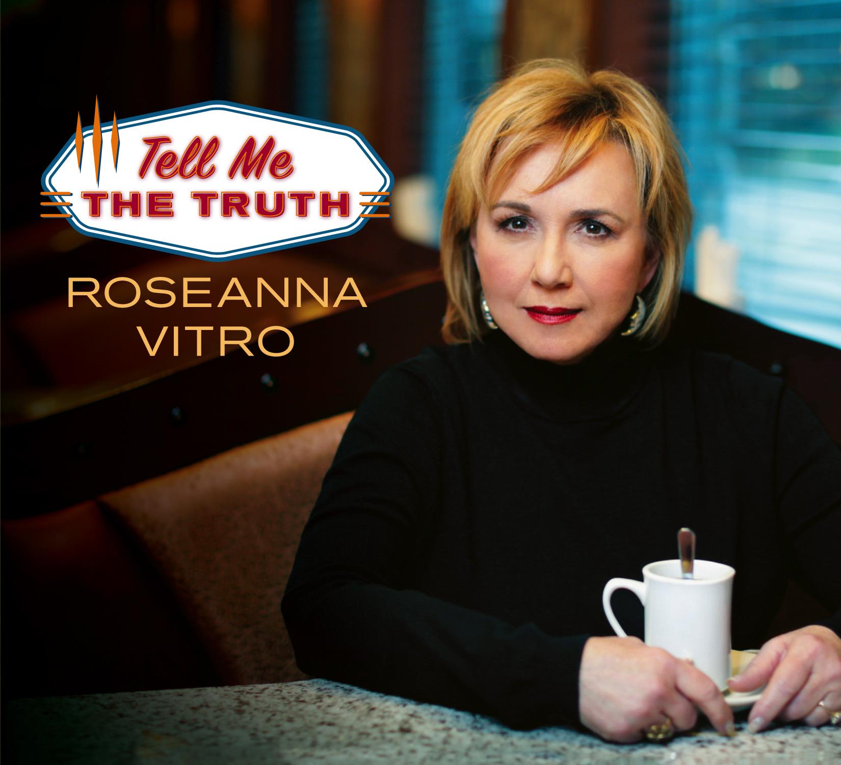 Roseanna Vitro Cd Release Party - Dallas