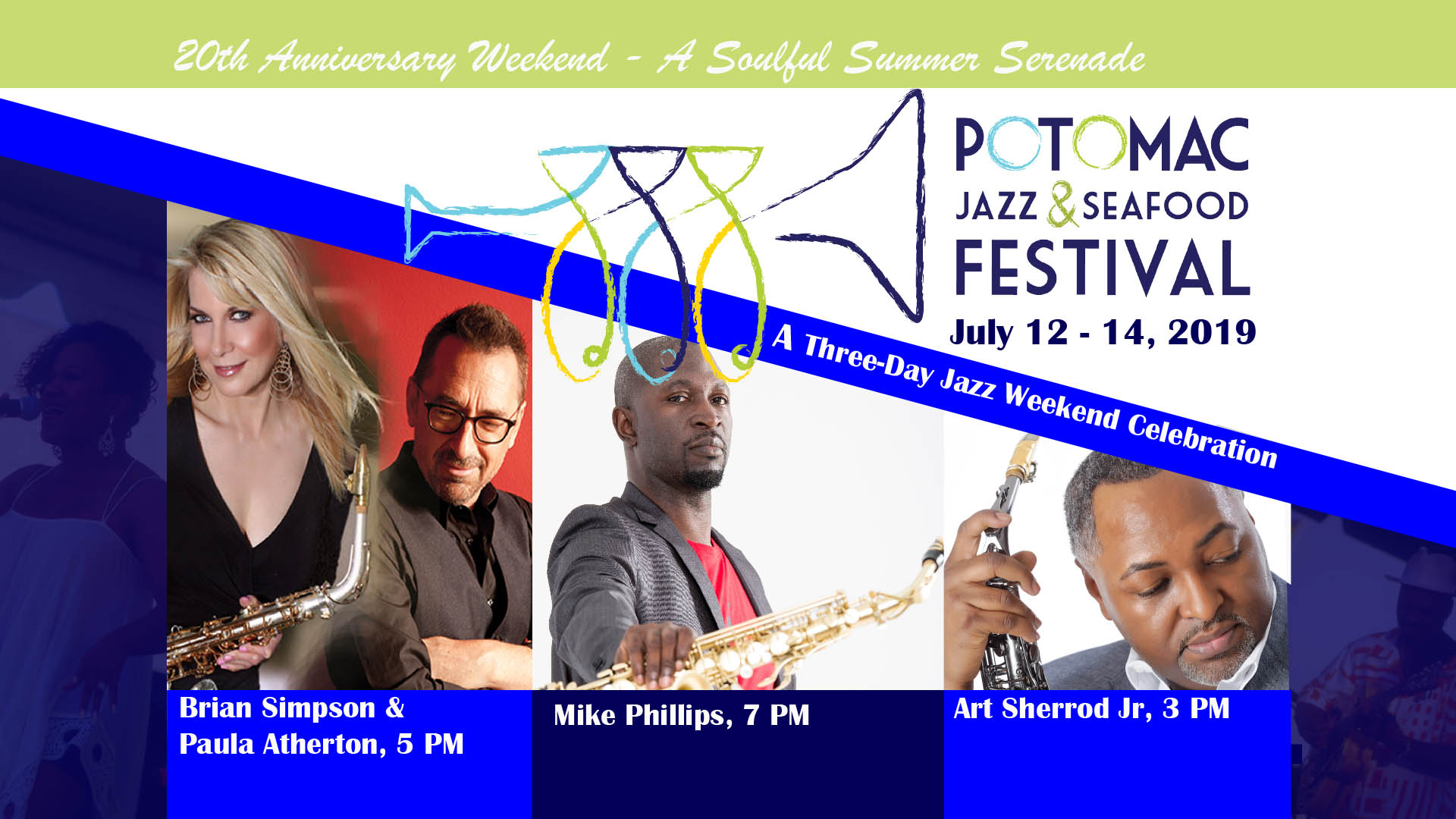 20th Potomac Jazz & Seafood Festival