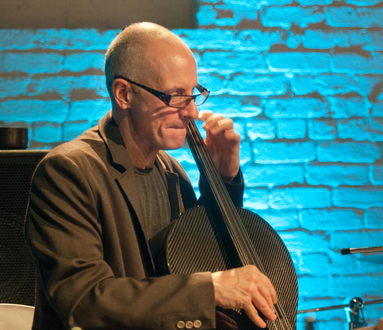 Erik Friedlander with Marty Ehrlich's Rites Quartet at Shapeshifter Lab