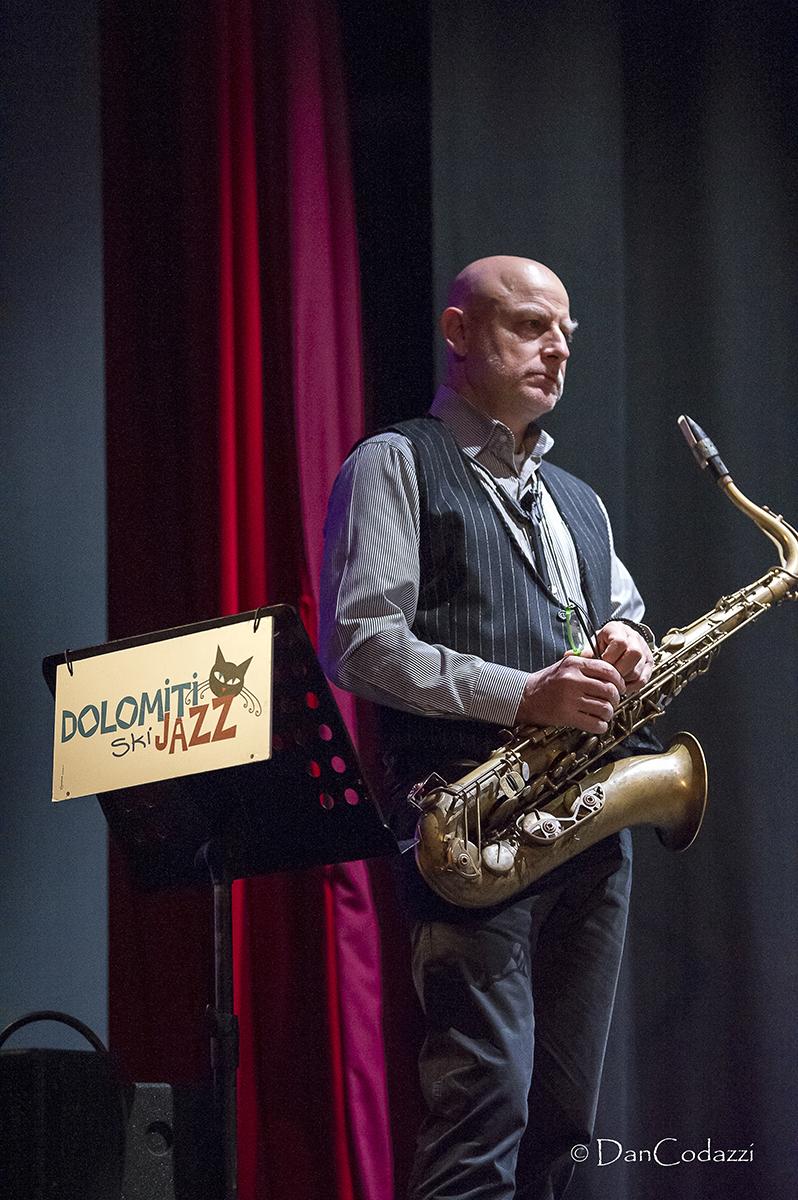 Pietro Tonolo, Dolomiti ski jazz 2019
