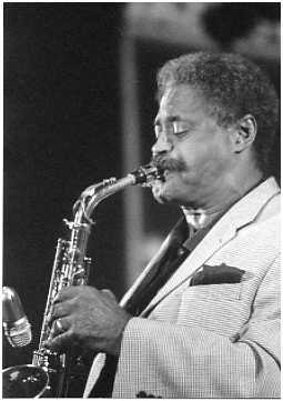 2005 Chicago Jazz Festival, Sunday: Charles McPherson Leading His Quartet