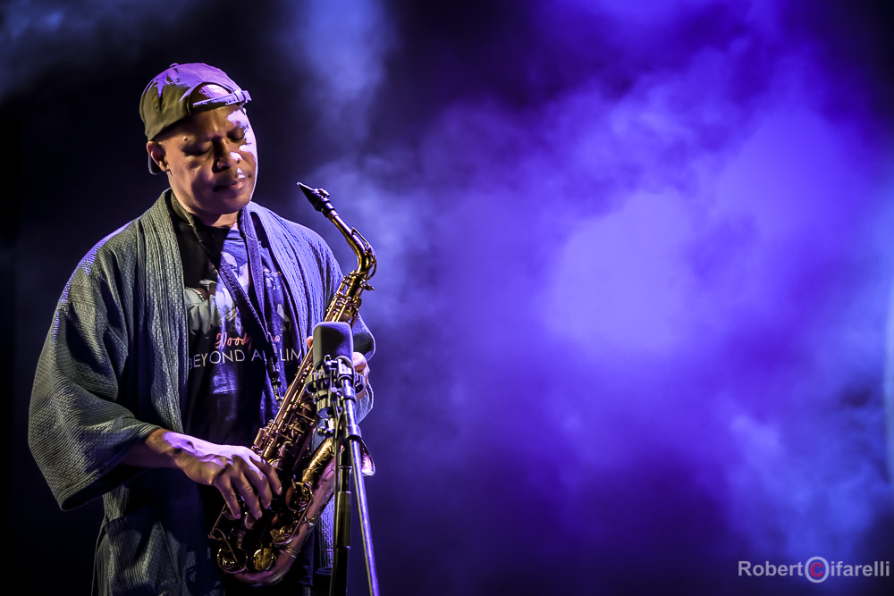 Steve Coleman Time in jazz 2018