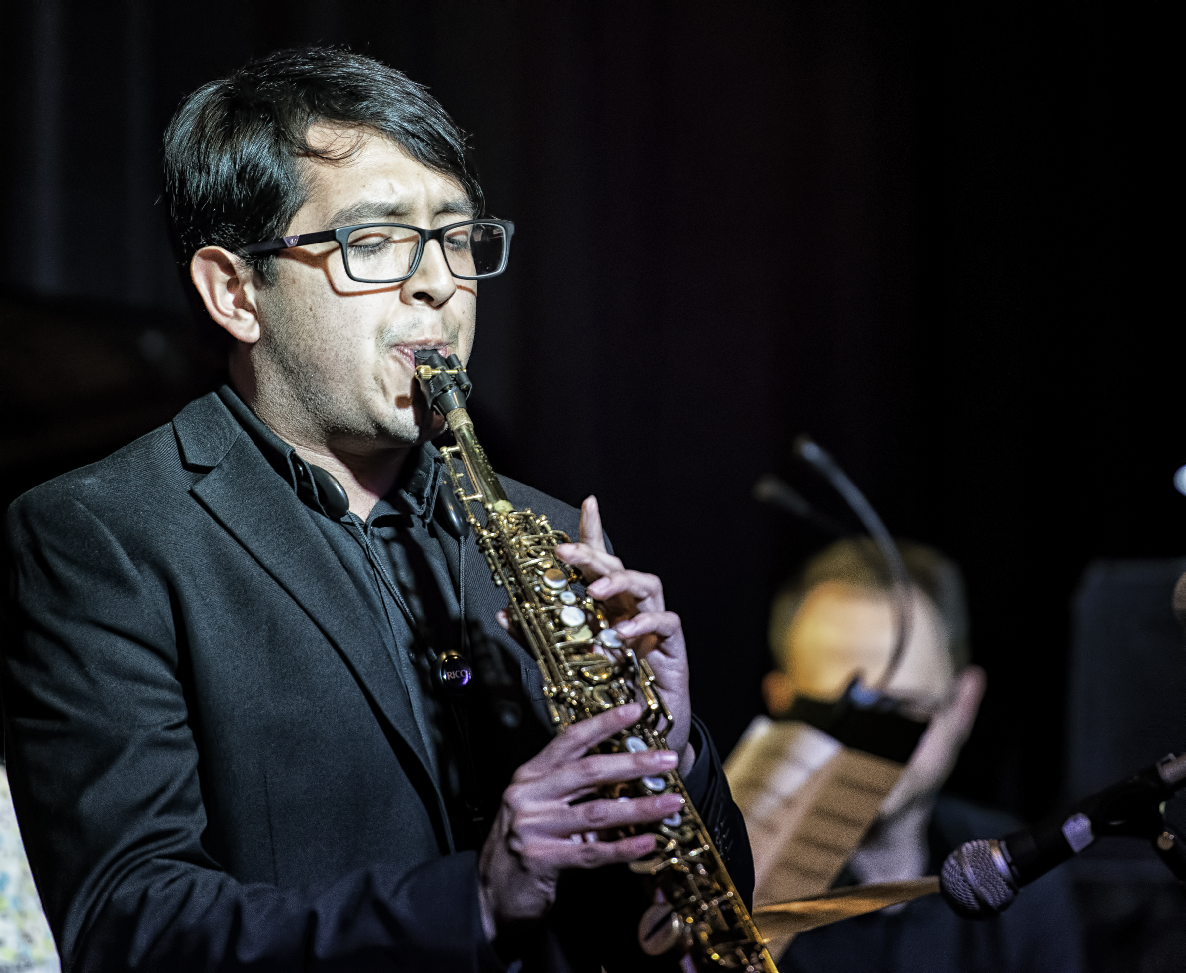 Alan Costa With Eric Rasmussen And Scottsdale Community College Jazz Orchestra With John Hollenbeck At The Nash In Phoenix