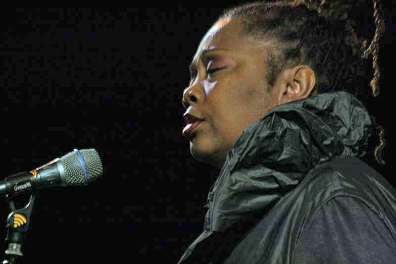Dee Alexander at Umbria Jazz Winter 2010