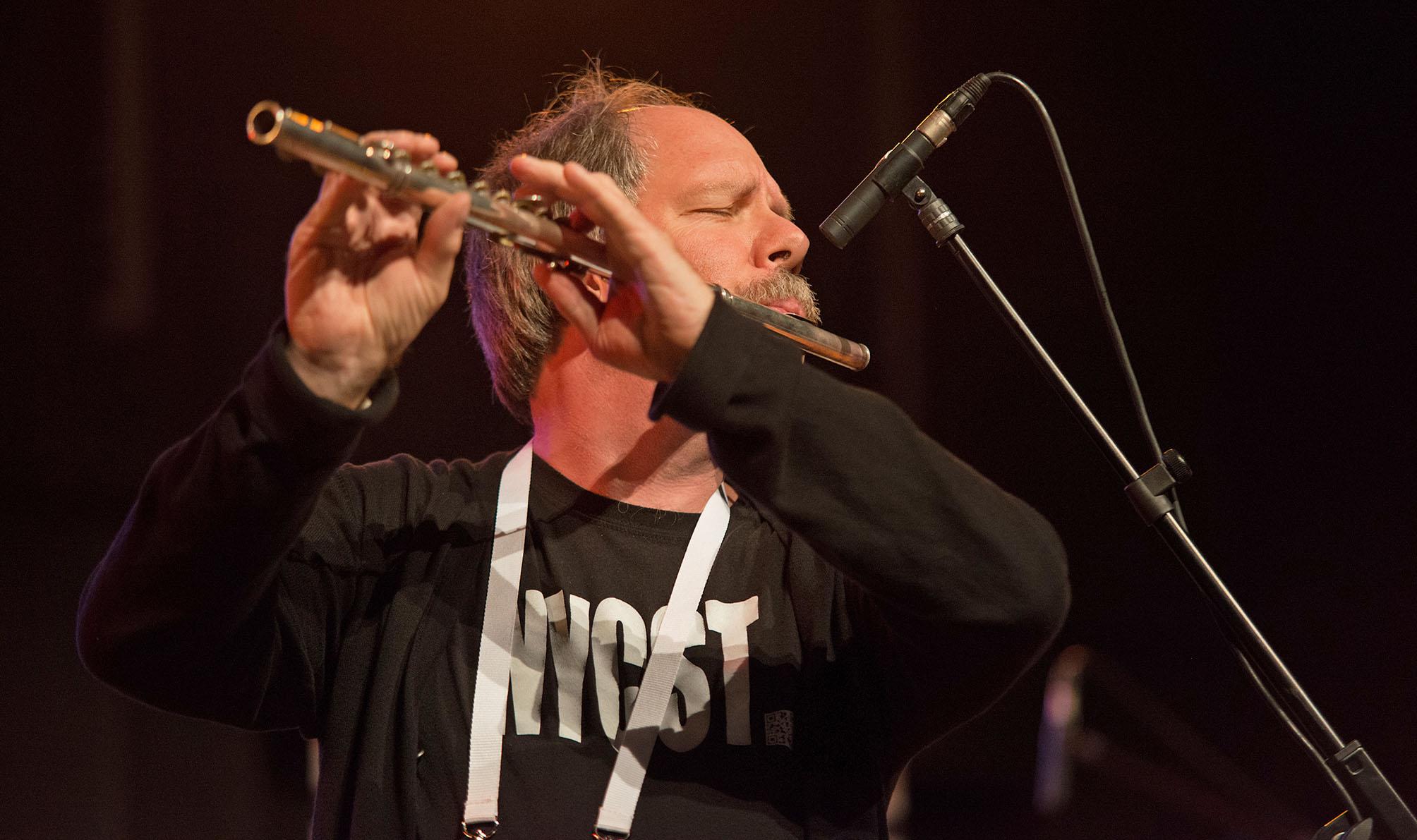 Amina Figarova Sextet at Dutch Jazz & World Meeting 2012