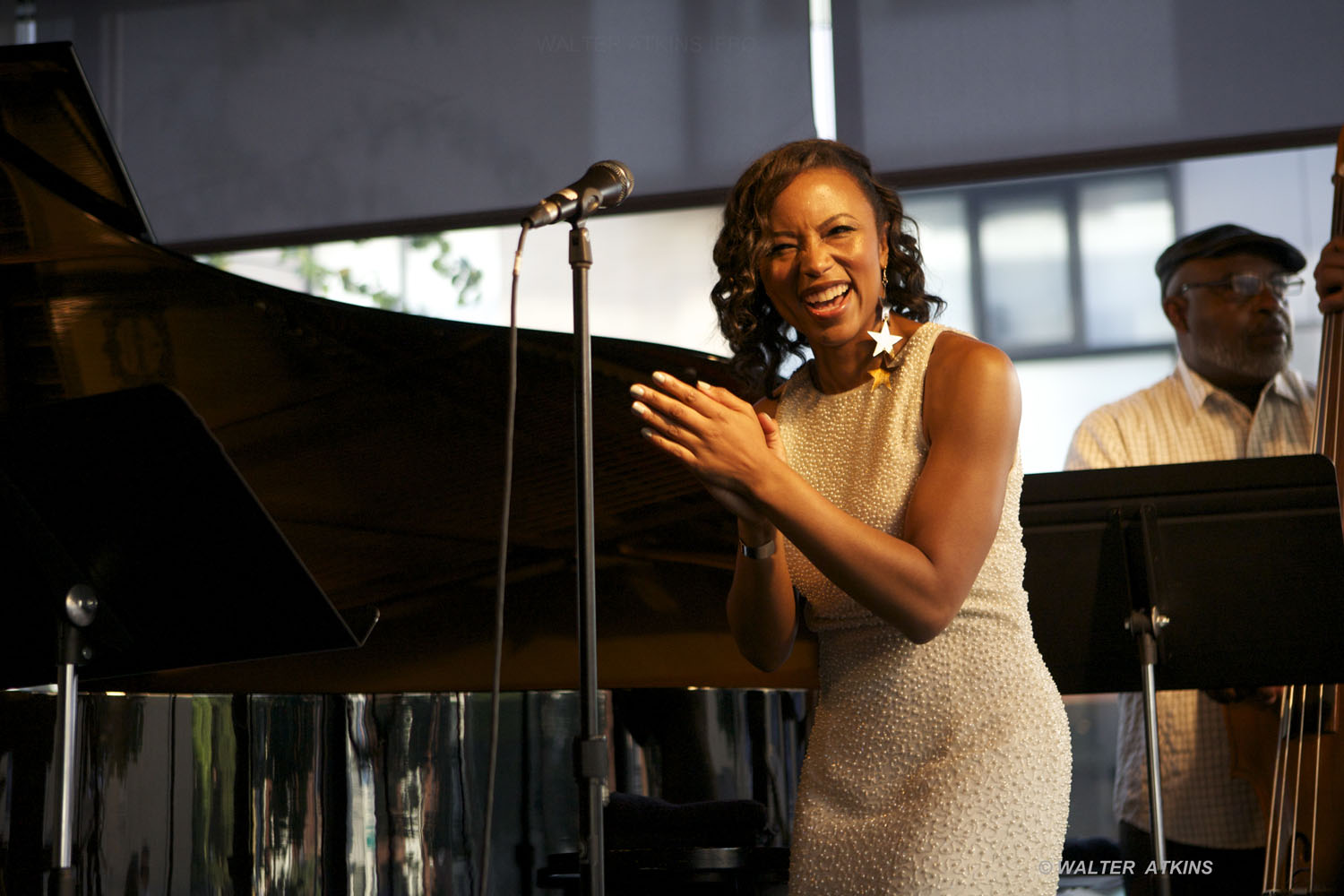 Tiffany Austin at Sfjazz