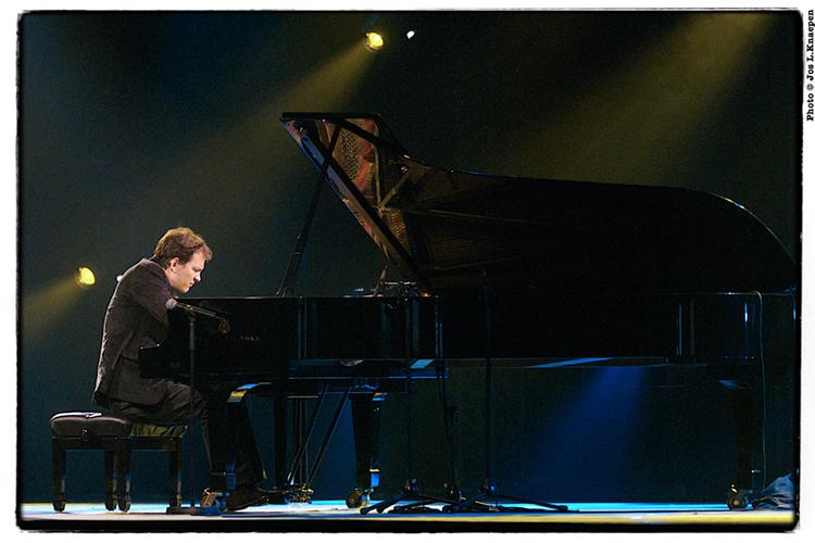 Brad Mehldau Solo, Live in Marciac 2006