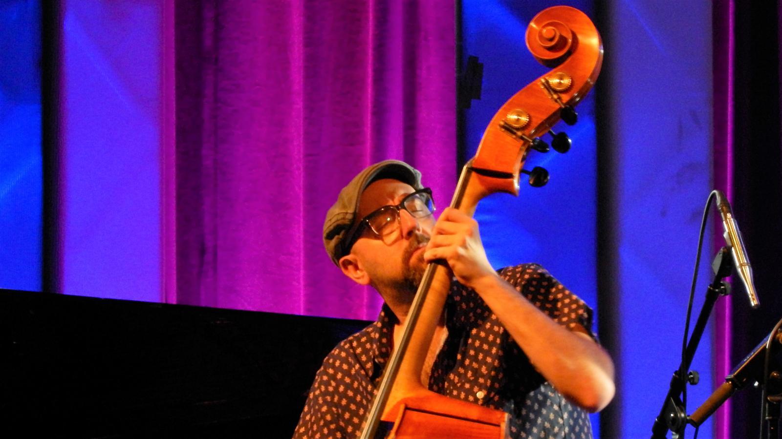 John Hebert at Getxo Jazz 2016