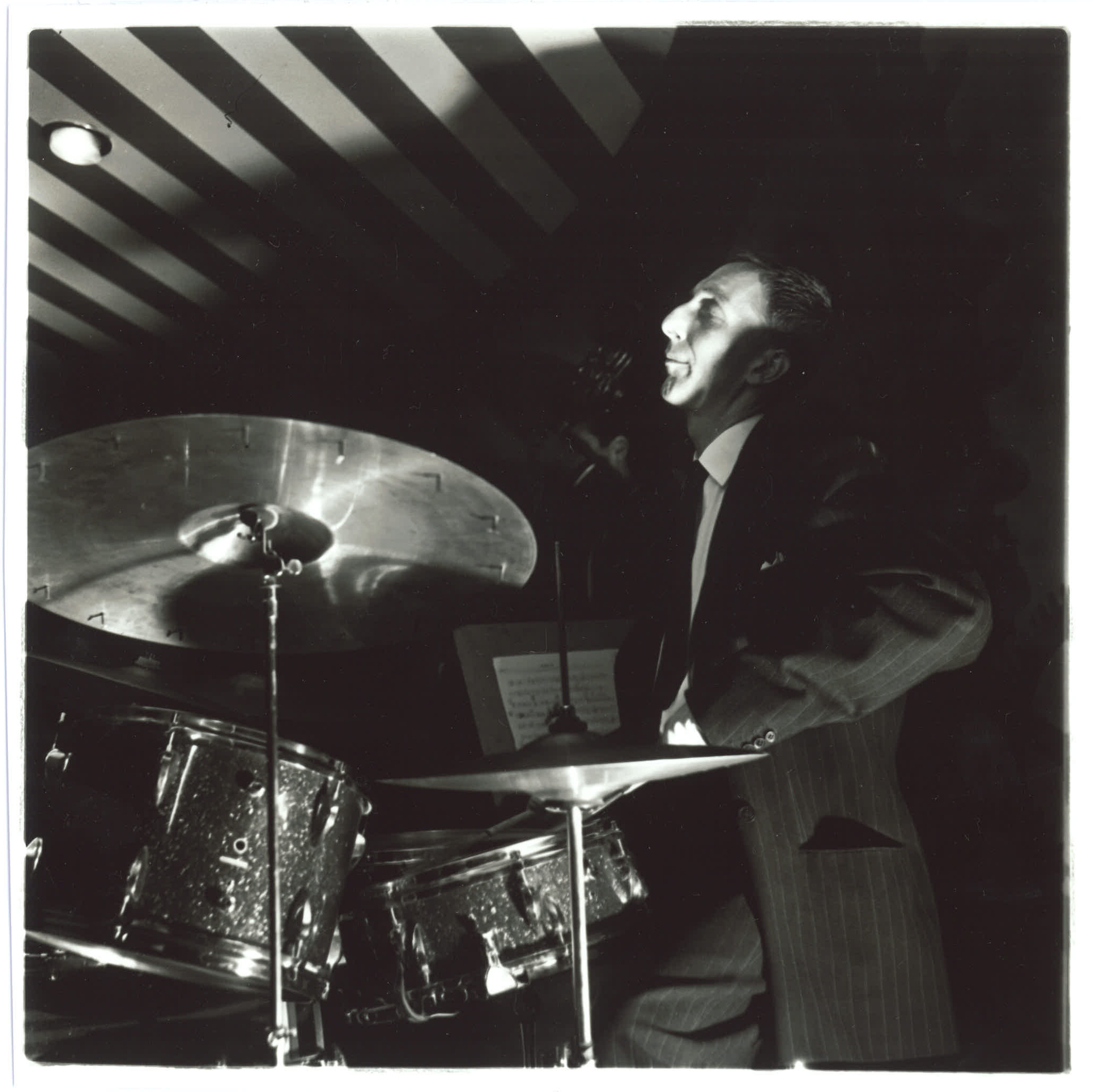 Phil Seamen at the Marquee 1960