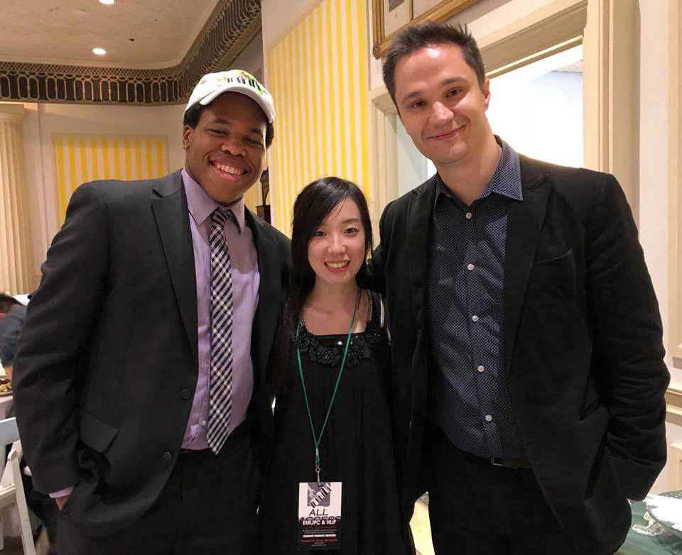 Winners Of The Ellis Marsalis Piano Competition 2018