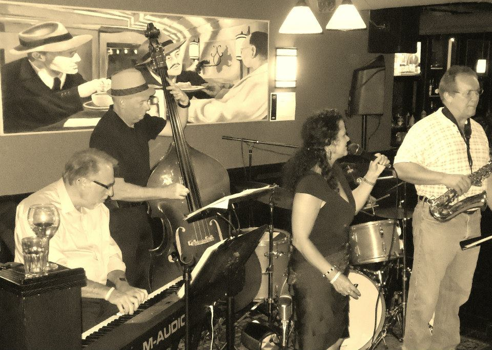 Francesca & Friends Jazz Combo at Speakez