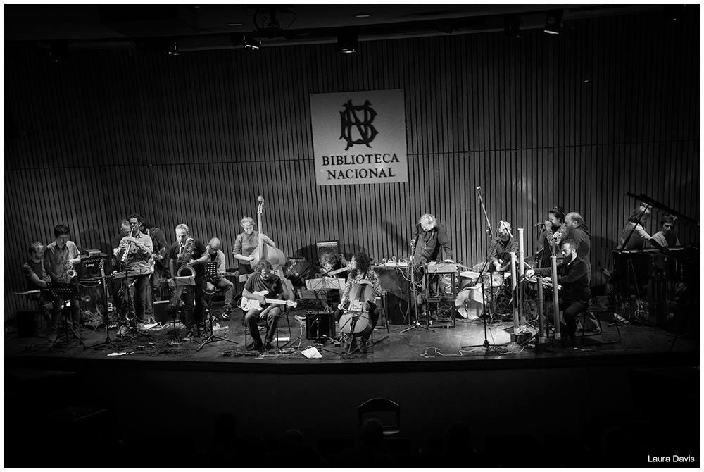Dror Feiler Noise Orchestra