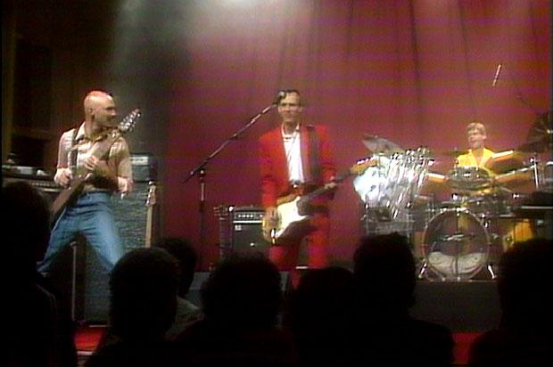 King Crimson, 1981
