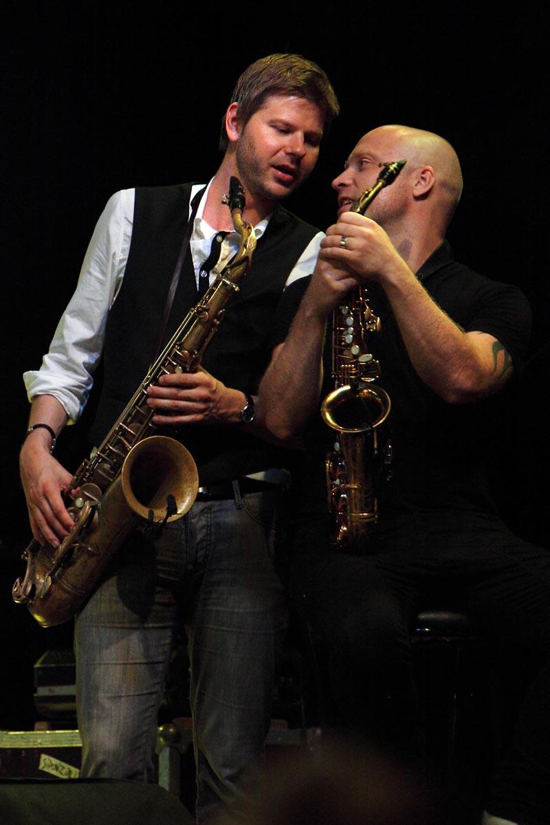 Magnus Lindgren & Jonas Wall