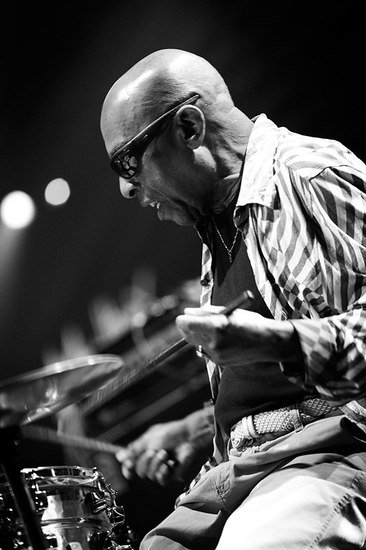 Roy Haynes at Montreux Jazz 2010