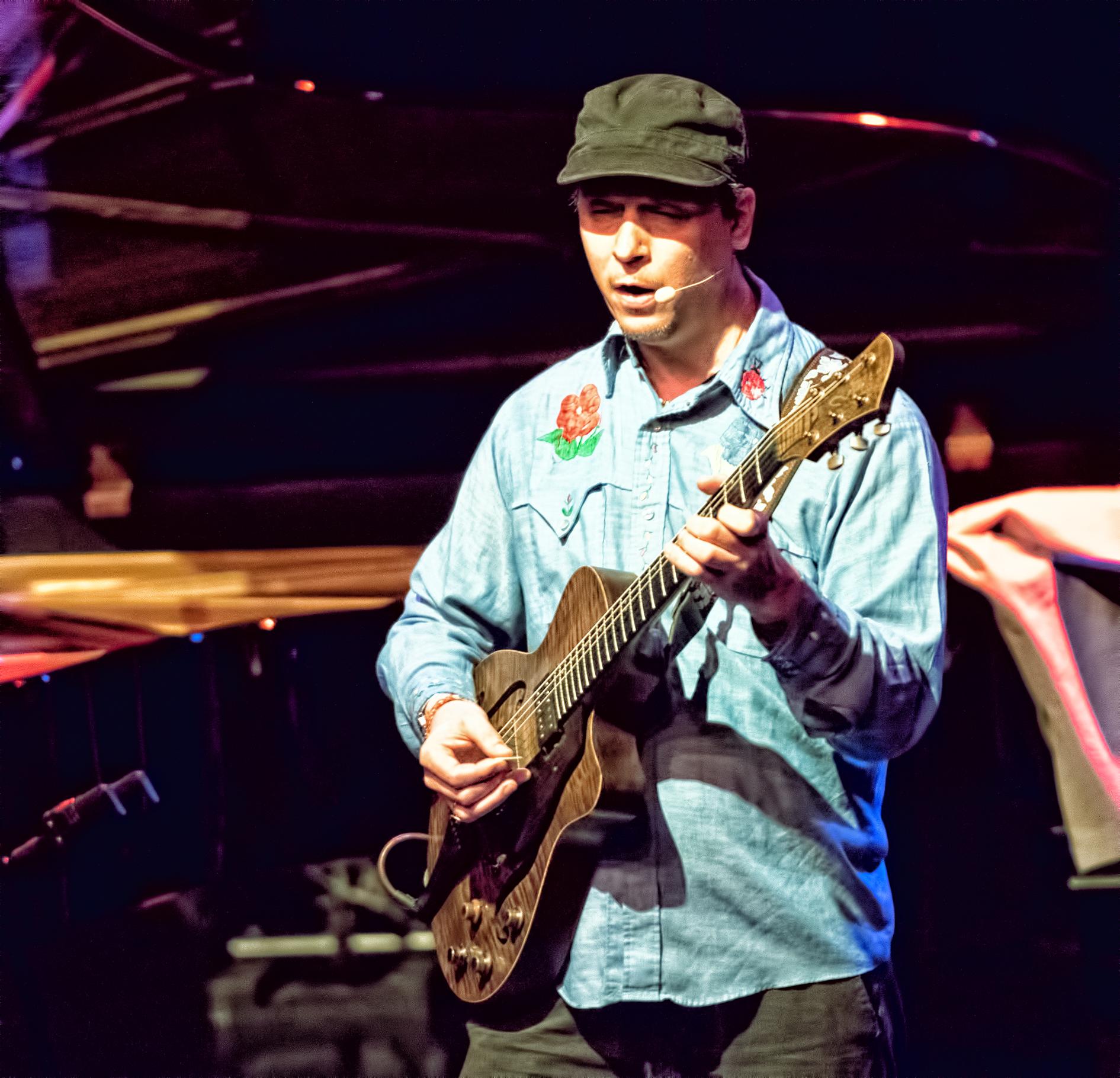 Kurt Rosenwinkel at the Montreal International Jazz Festival 2015