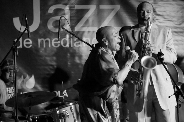 Dee Dee Bridgewater & James Carter / Jazz Vitoria 2009