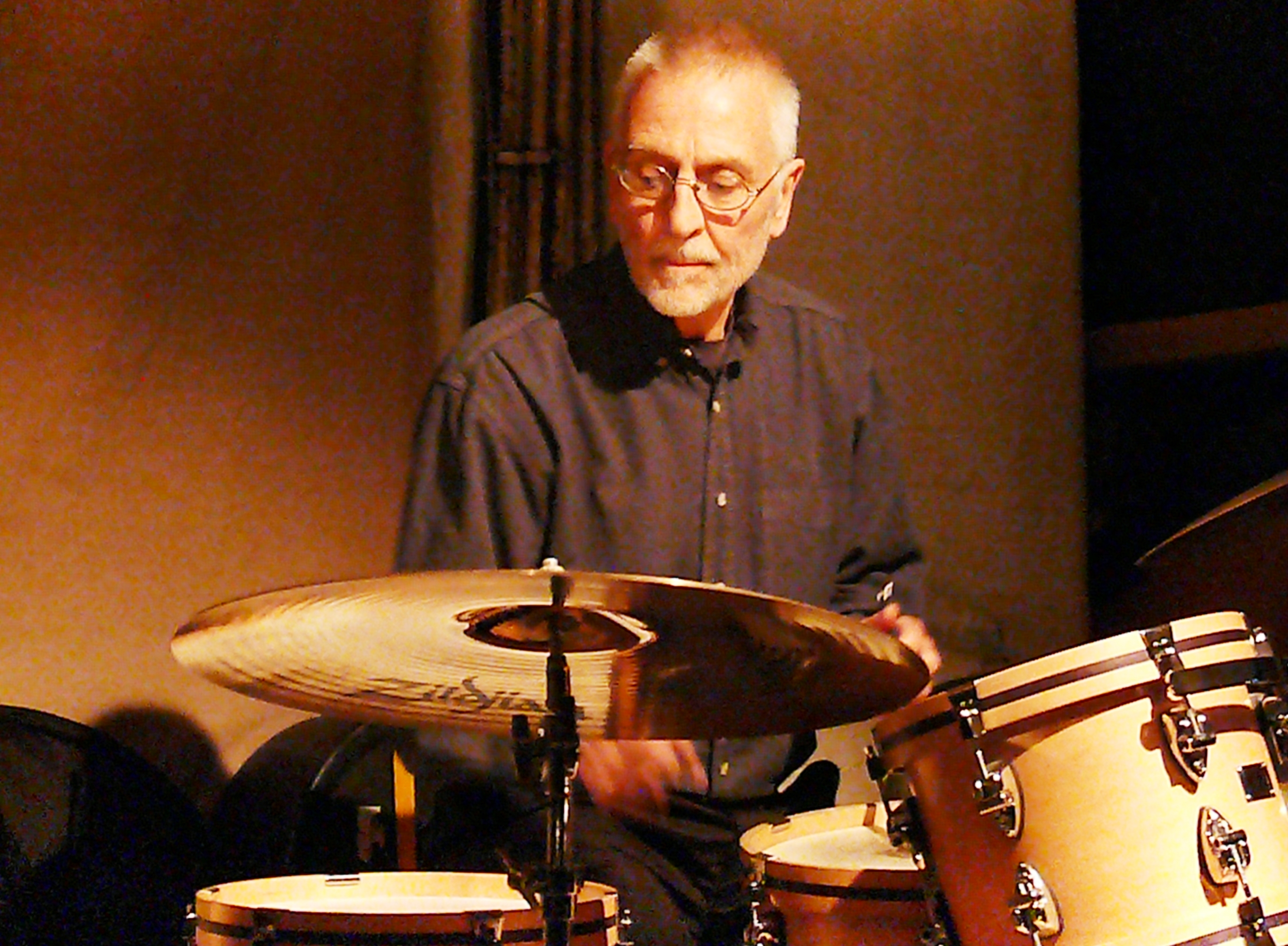 At Cafe Oto, London in November 2012