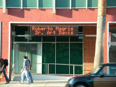 Roberto Magris at Catalina Jazz Club in Hollywood