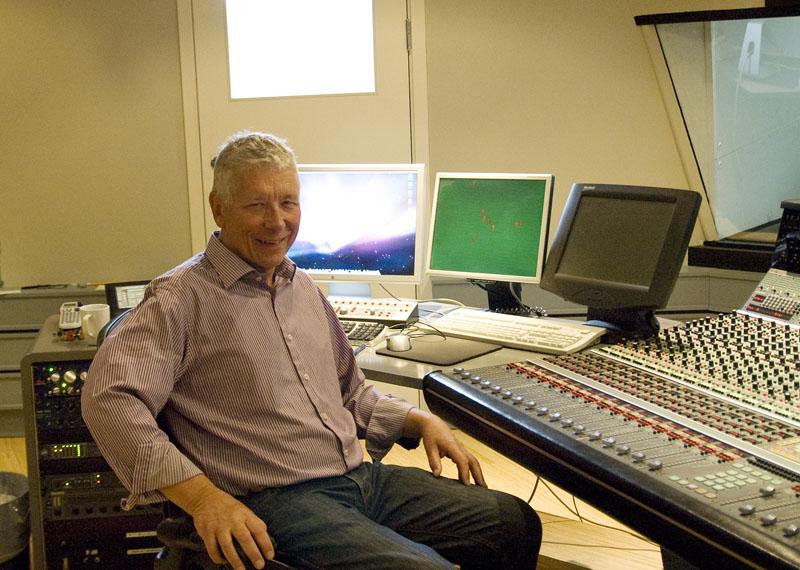 Jan Erik Kongshaug, Rainhbow Studio