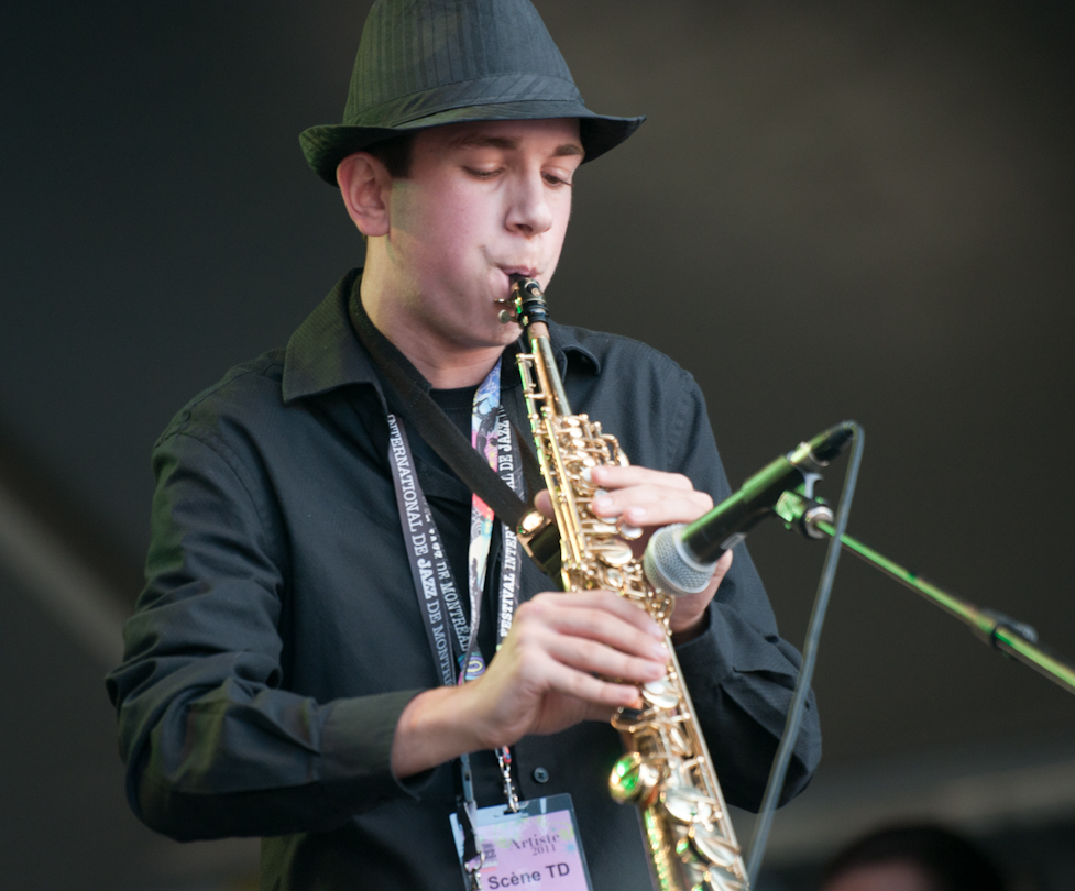 Blues Camp Finalist at the Montreal International Jazz Festival 2011