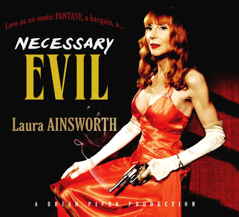"Laura ainsworth's second cd, ""necessary evil"""