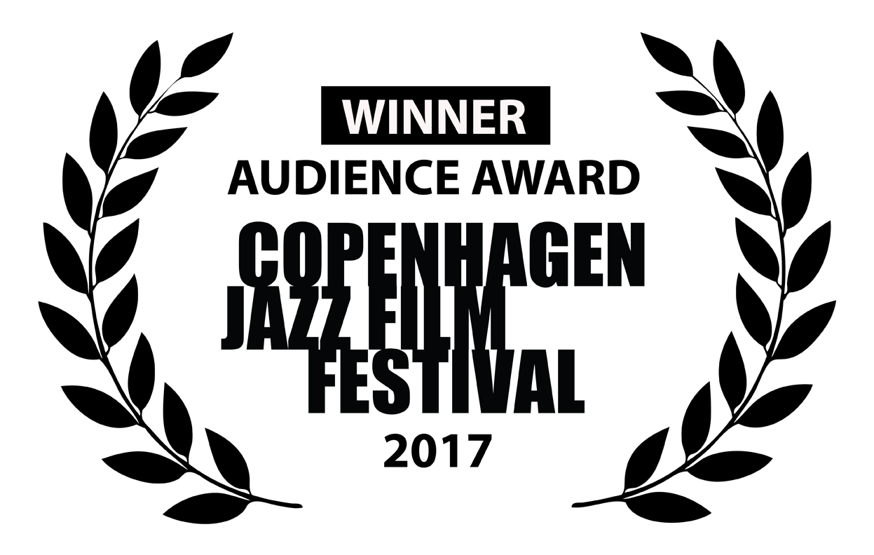 JAZZ NIGHTS: A CONFIDENTIAL JOURNEY wins the Audience Award at the 2017 Copenhagen Jazz Film Festival.