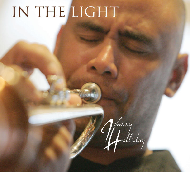 """In the Light"" CD Cover"