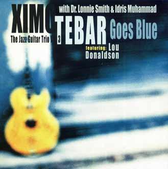 Ximo Tebar Goes Blue