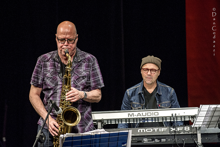 Bob Sheppard and John Beasley, Soresina Jazz Fest 2018