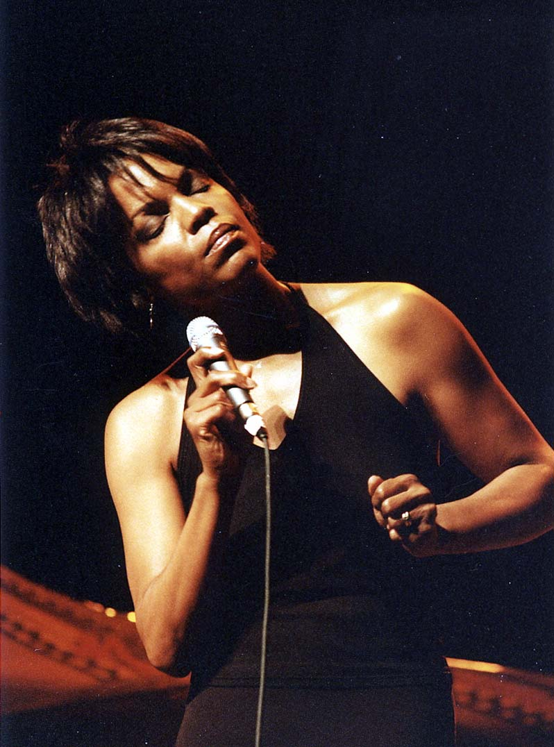 Nnenna Freelon, Guinness Cork Jazz Festival, Oct 2001