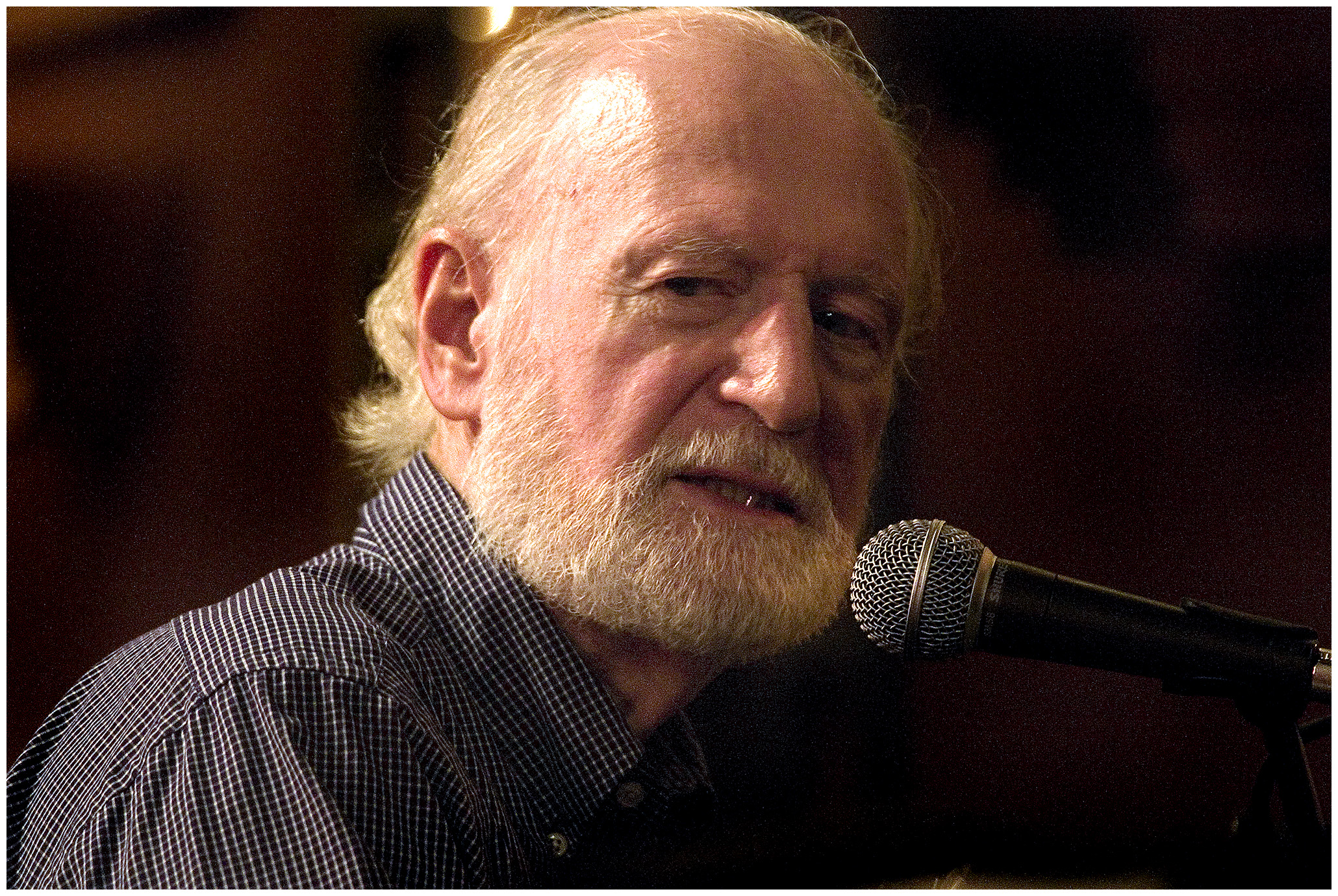 Mose Allison Live at Chan's, Rhode Island, Sept. 2007
