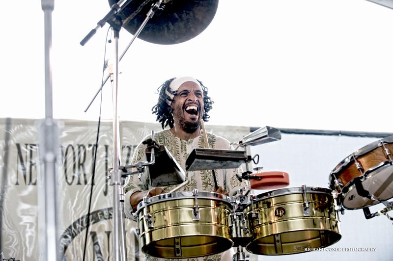 Jose Claussel / Newport Jazz Festival 2011