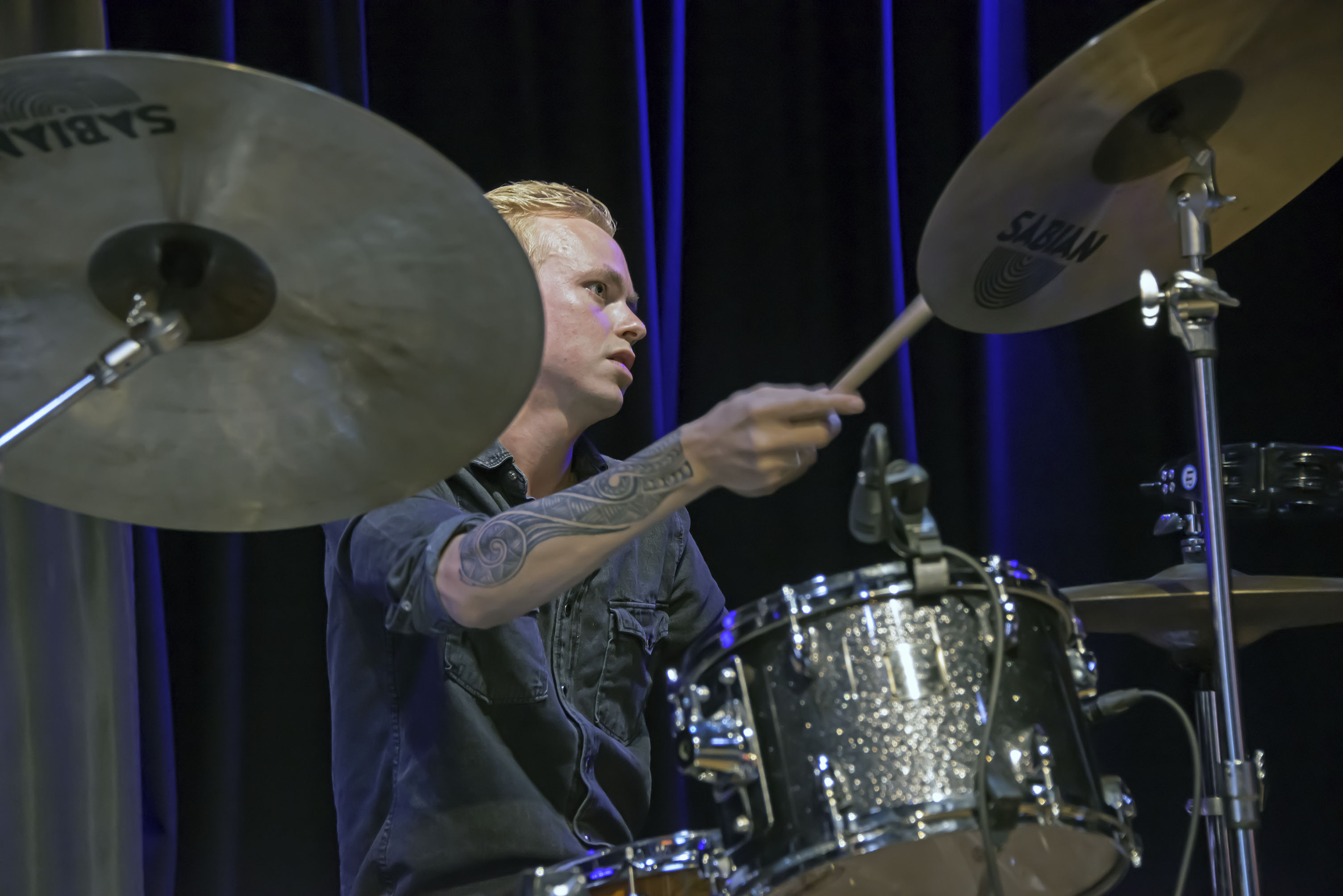 Pelbo, the Jazz Summit 2012