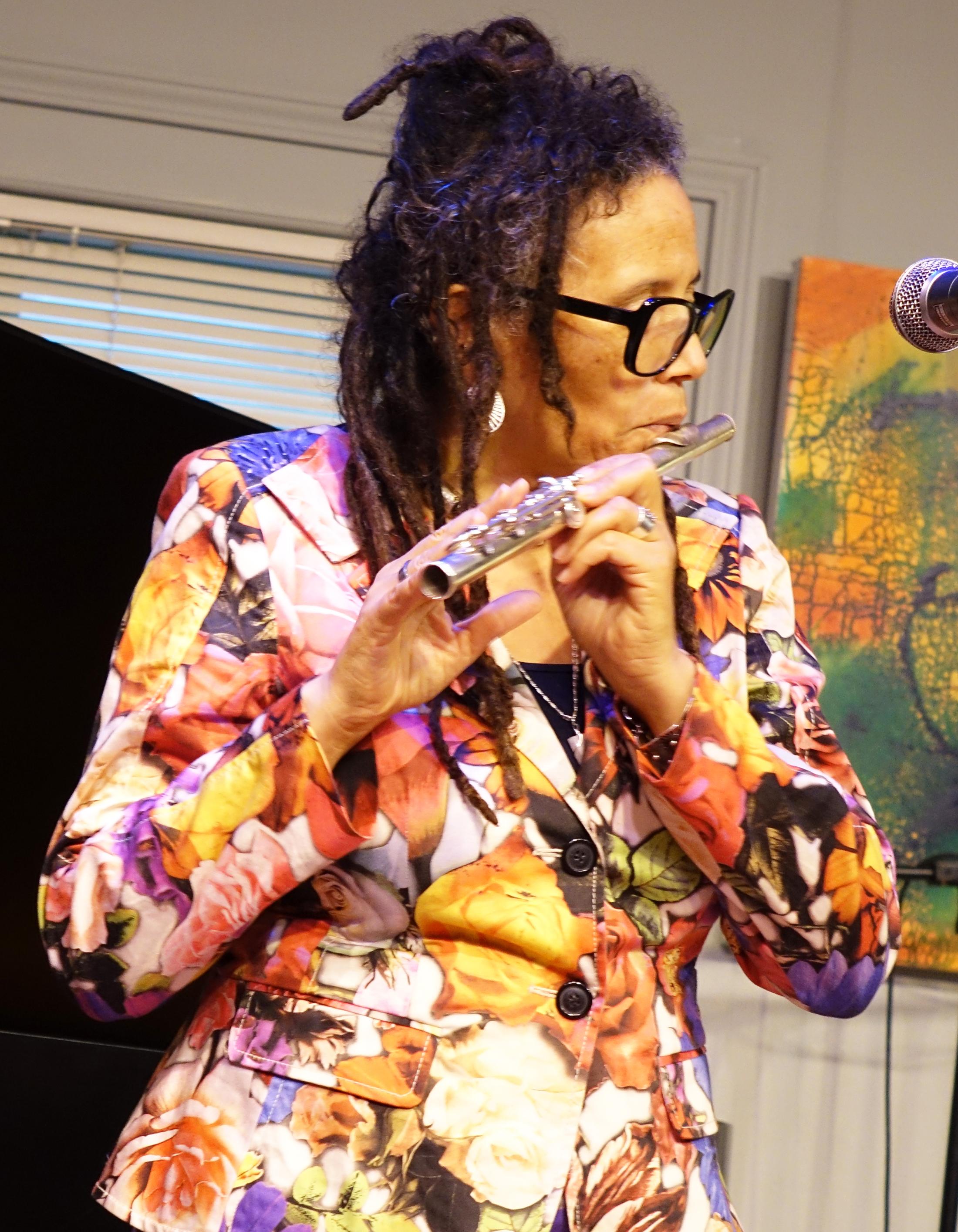 Nicole Mitchell at Edgefest 2018