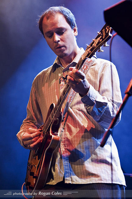 Kurt Rosenwinkel / 2007 Montreal International Jazz Festival