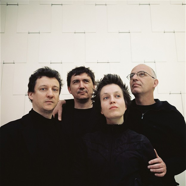 Vincent Courtois Quartet