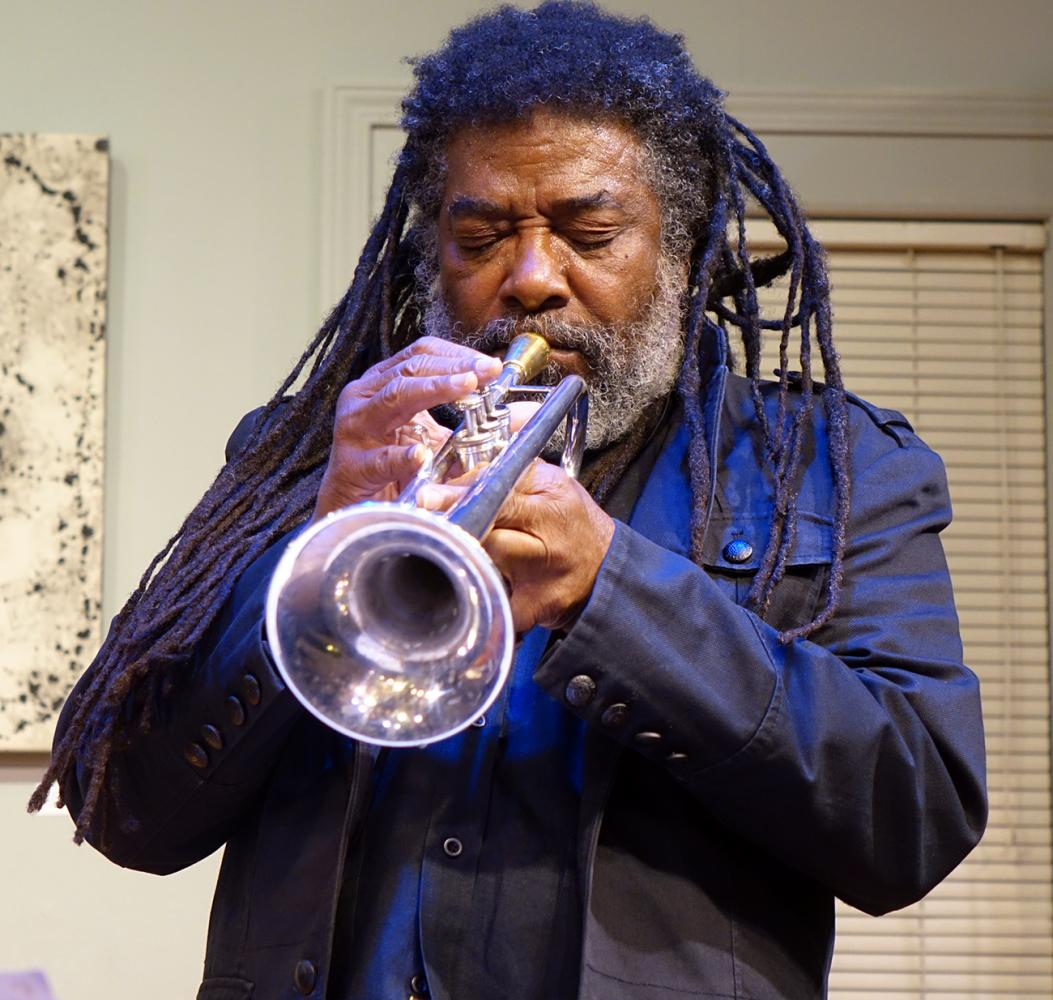 Wadada Leo Smith at Edgefest 20