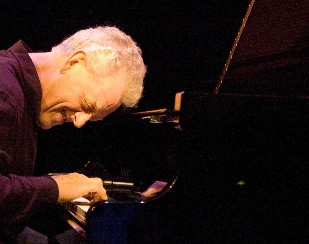 Pianist John Taylor in Ottawa, Canada, October 9, 2010