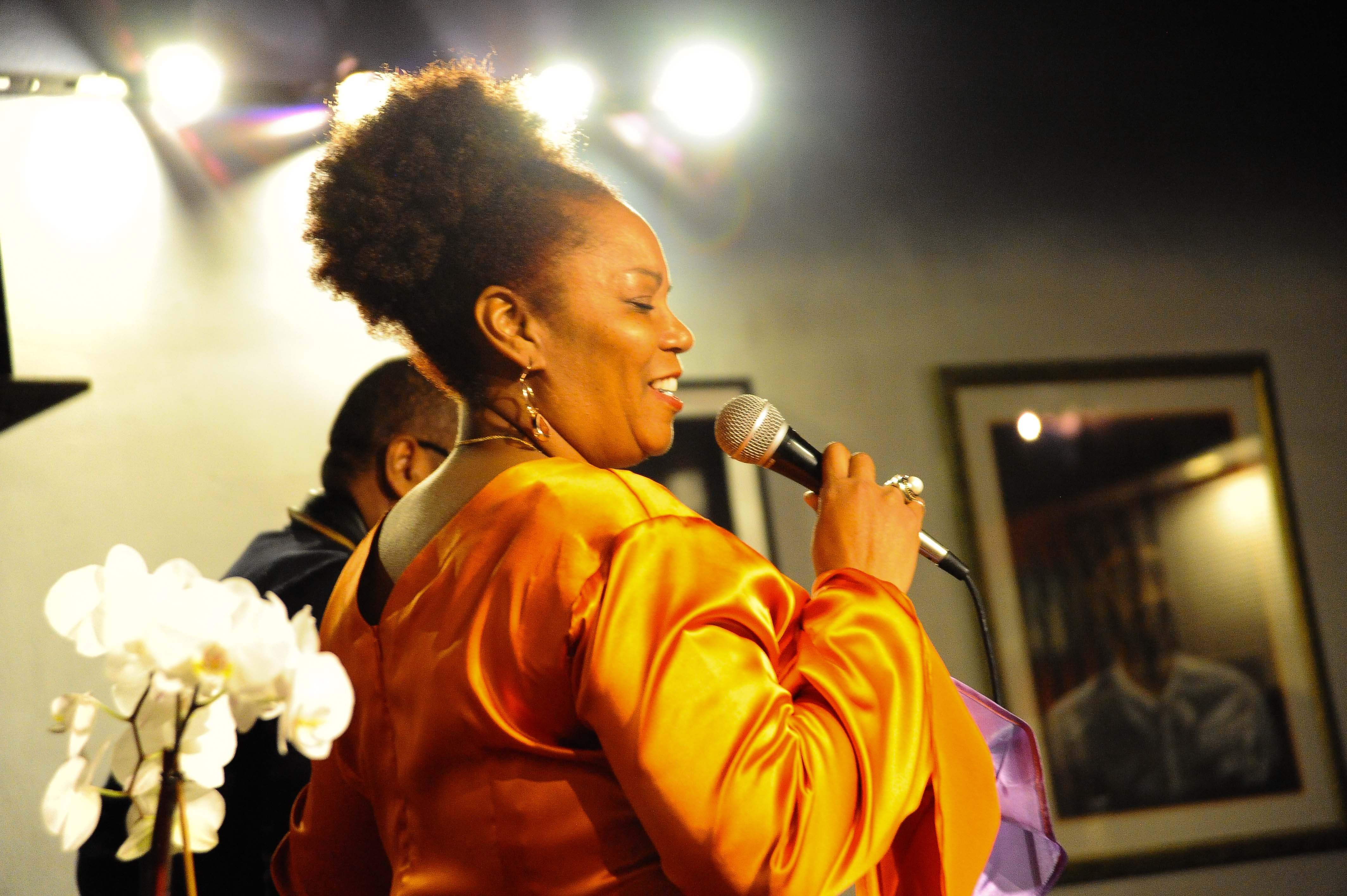 Liz Whitted Dawson - It's Time Concert at The Word Stage