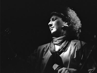 Flora Purim 0434719 Ronnie Scott's, London. 1988 Images of Jazz