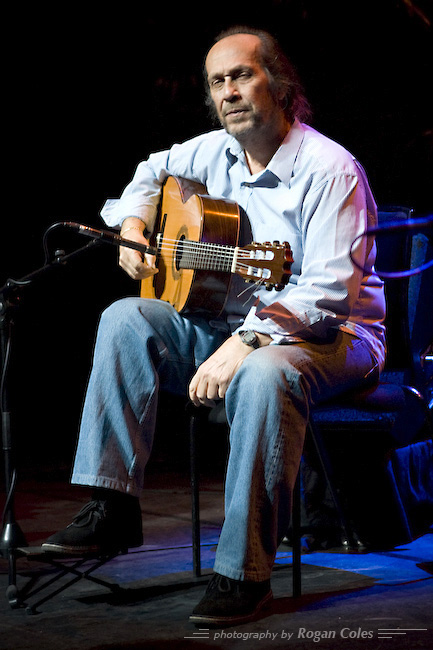 Paco de Luca - 2007 London Jazz Festival.