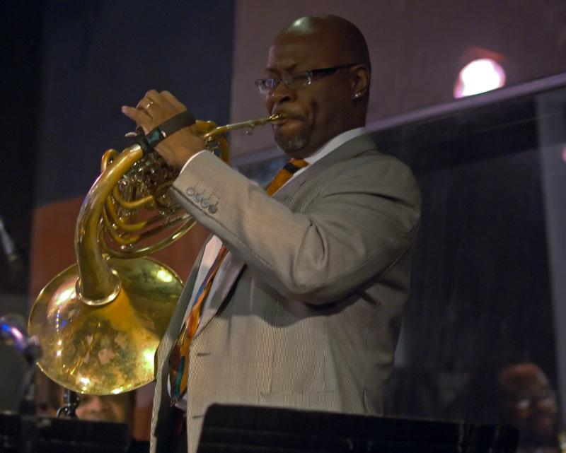 Mark Taylor on French Horn