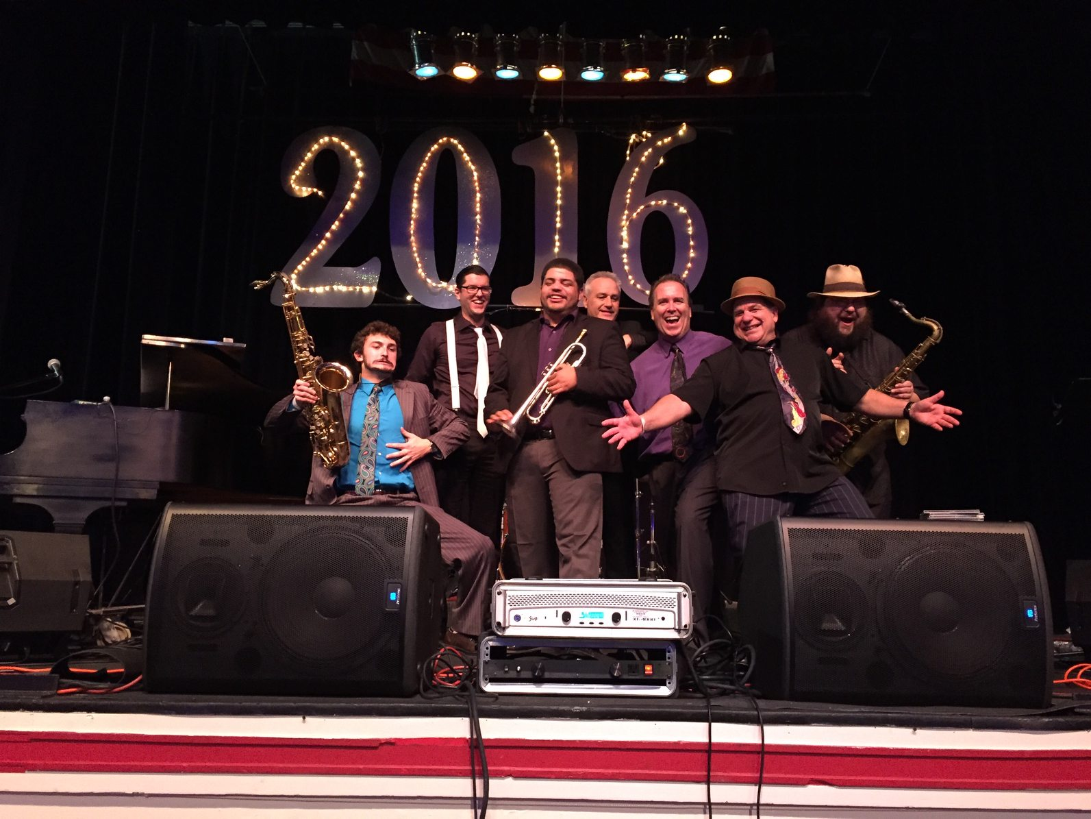 New Years Eve with Mitch Woods & his Rocket 88's