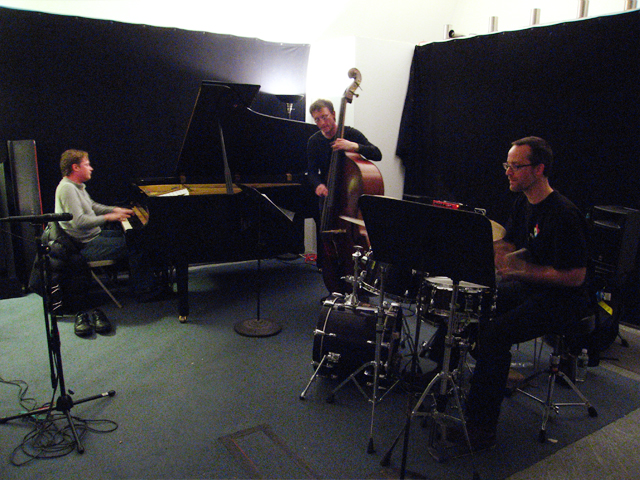 Kevin Tkacz Trio with Bill Carrothers and Michael Sarin