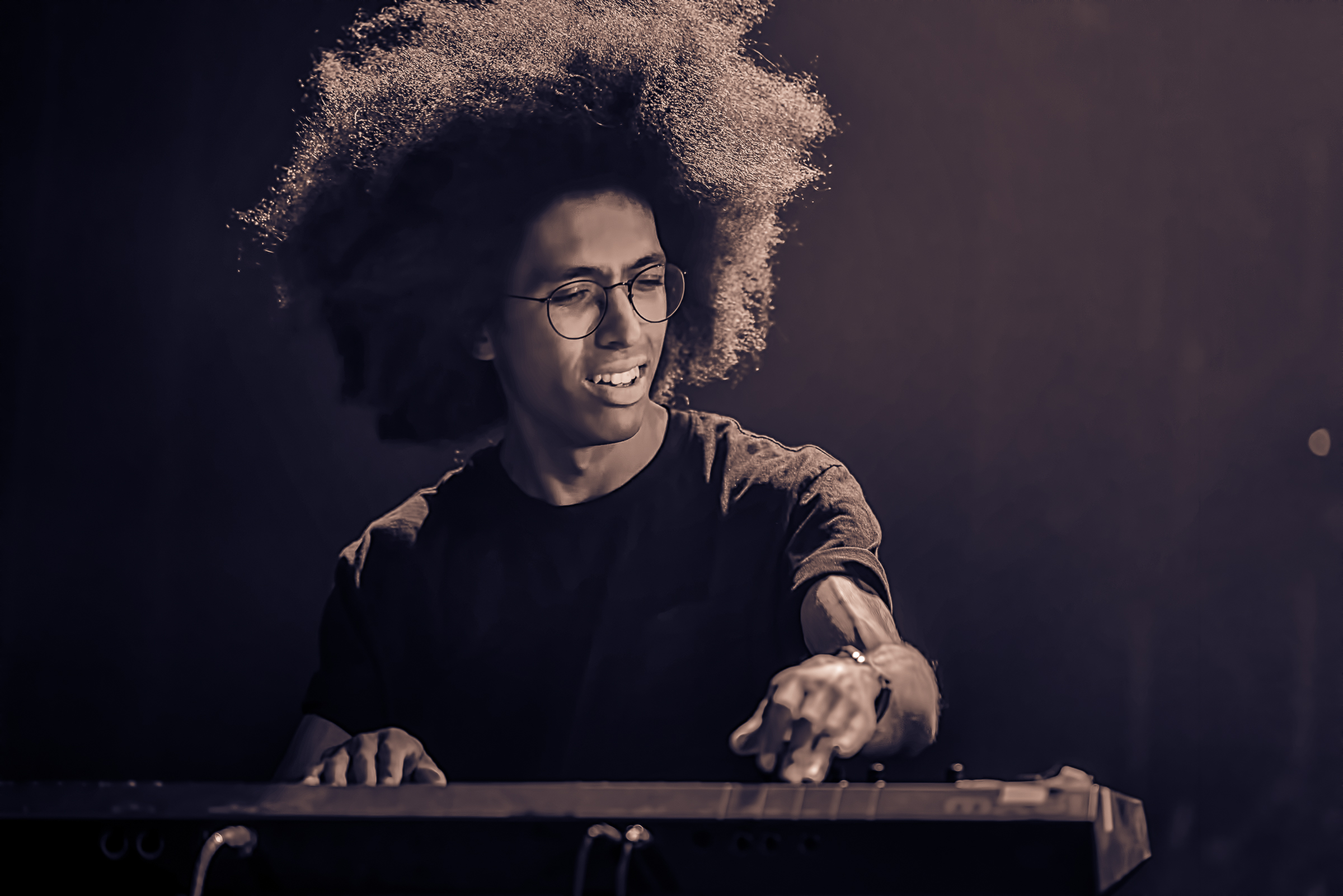 Alexis Alina With Anomalie At The Montreal International Jazz Festival 2018