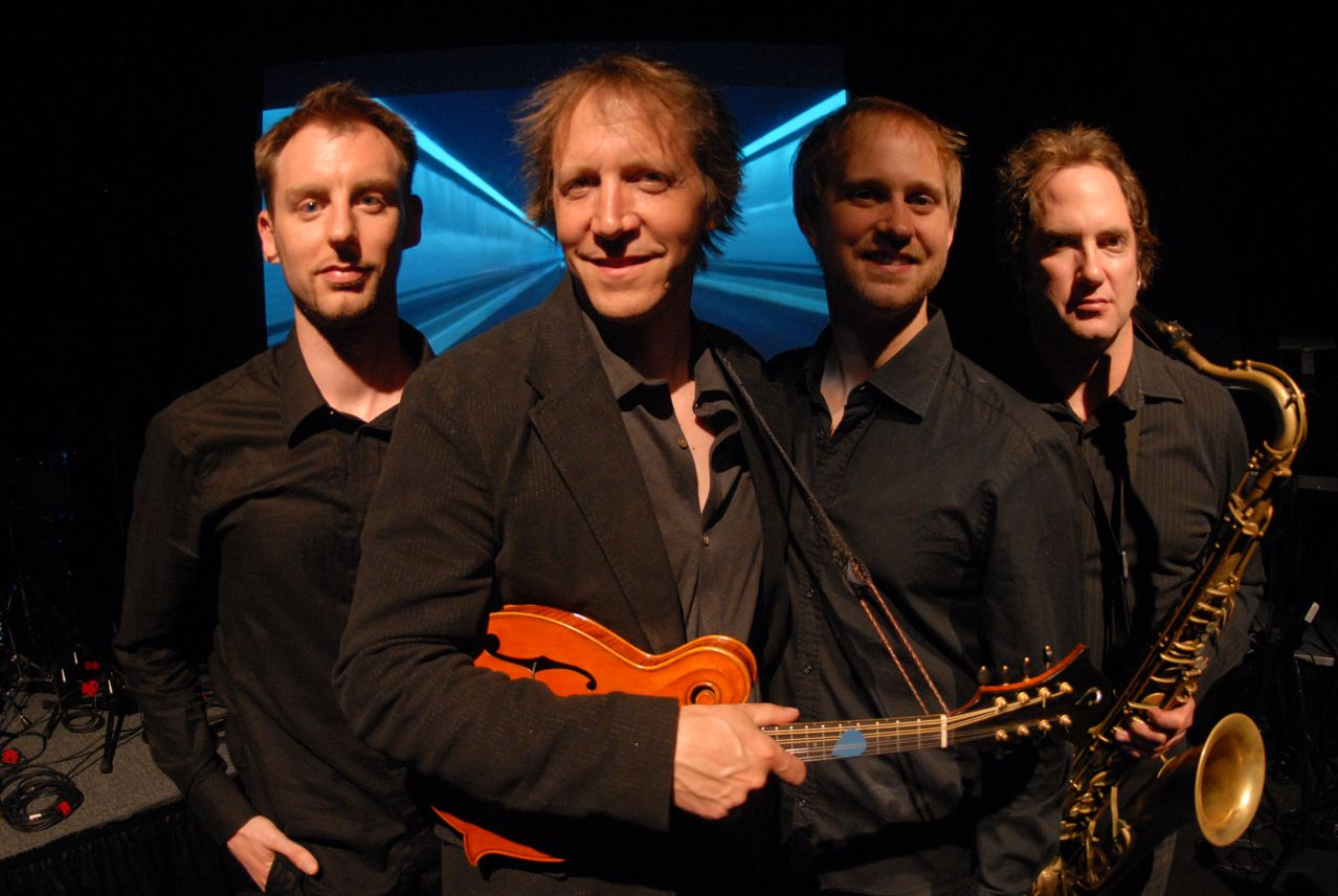 Jazz Mandolin Project Tour